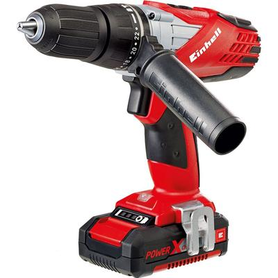 Einhell TE-CD 18-2 Li-i Kit (2x1.5Ah)