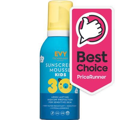 EVY Sunscreen Mousse Kids SPF30 150ml