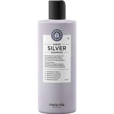 Maria Nila Sheer Silver Colourguard Shampoo 350ml