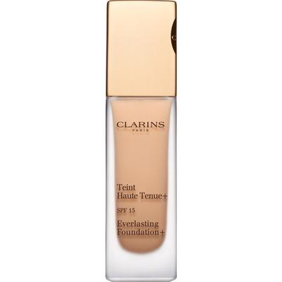 Clarins Everlasting Foundation+ SPF15 #112 Amber
