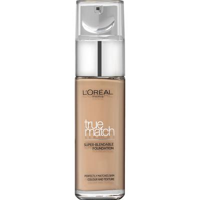 L'Oreal Paris True Match Liquid Foundation 1W Golden Ivory