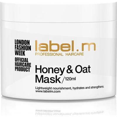 Label.m Honey & Oat Treatment Mask 120ml