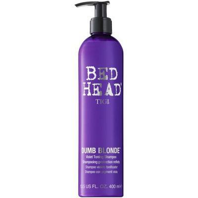 Tigi Bed Head Dumb Blonde Violet Toning Shampoo 400ml
