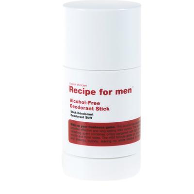 Recipe for Men Alcohol-Free Deo Stick 75ml