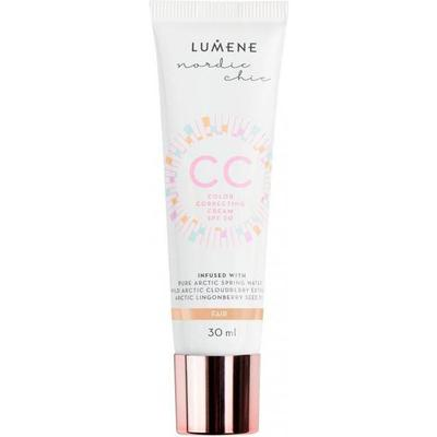 Lumene Nordic Chic CC Color Correcting Cream SPF20 Fair