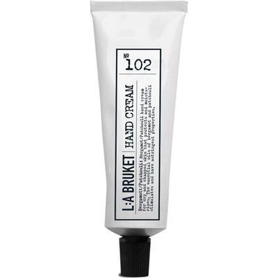 L:A Bruket No 102 Handcréme Bergamott Patchouli 30ml