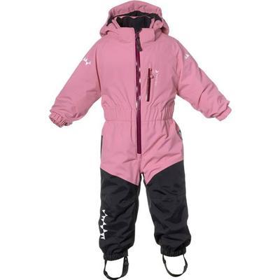Isbjörn of Sweden Penguin Snowsuit - Dusty Pink (470)