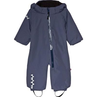 Isbjörn of Sweden Toddler Padded Jumpsuit - Denim (4670-62)