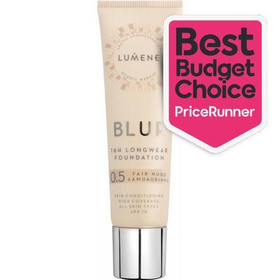 Lumene Blur 16H Longwear Foundation SPF15 #0.5 Fair Nude