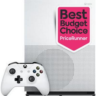 Microsoft Xbox One S 1TB - White Edition