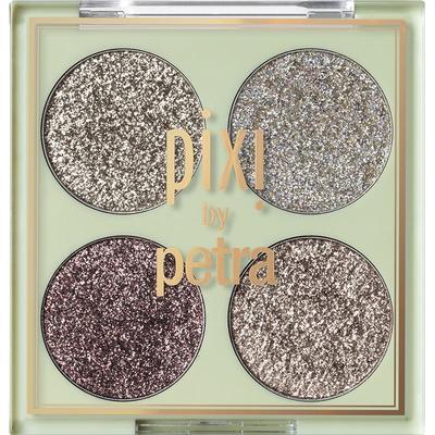 Pixi Glitter-y Eye Quad Gold Lava