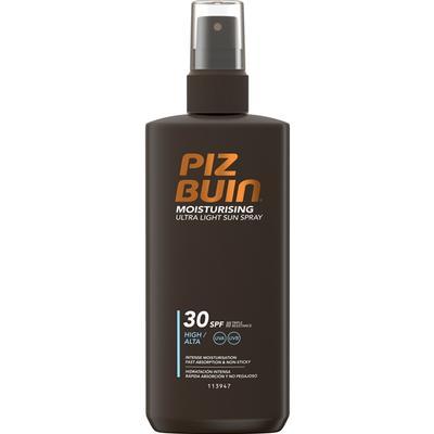 Piz Buin Ultra Light Moisturizing Sun Spray SPF30 200ml
