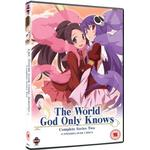 The World God Only Knows: Complete Season 2 [DVD]