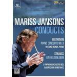 Mariss Jansons Conducts [Mariss Jansons, Mitsuko Uchida, Symphonieorchester Des Bayerischen Rundfunks] [Arthaus: 101683] [DVD] [NTSC]