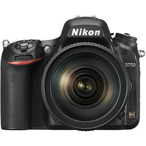 Nikon D750 + 24-120mm VR