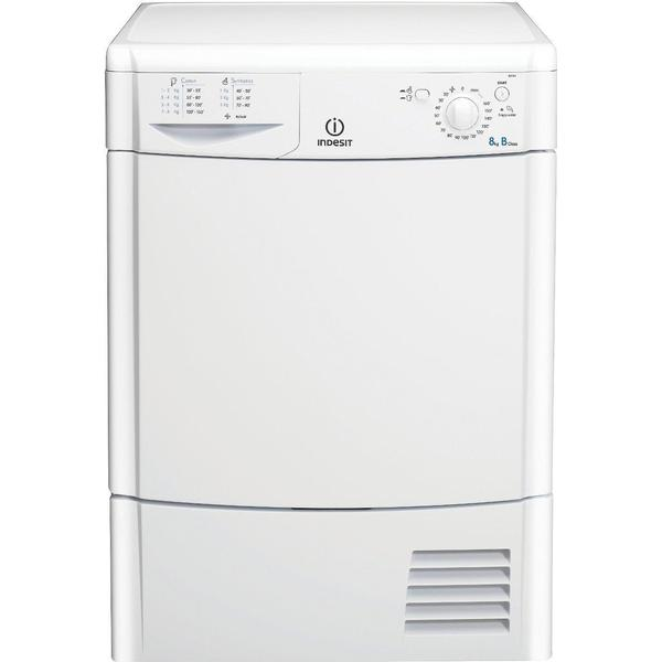 Indesit IDC8T3B White