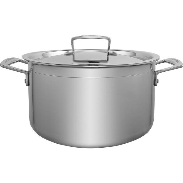 Le Creuset 3-Ply Stainless Steel Deep 24cm