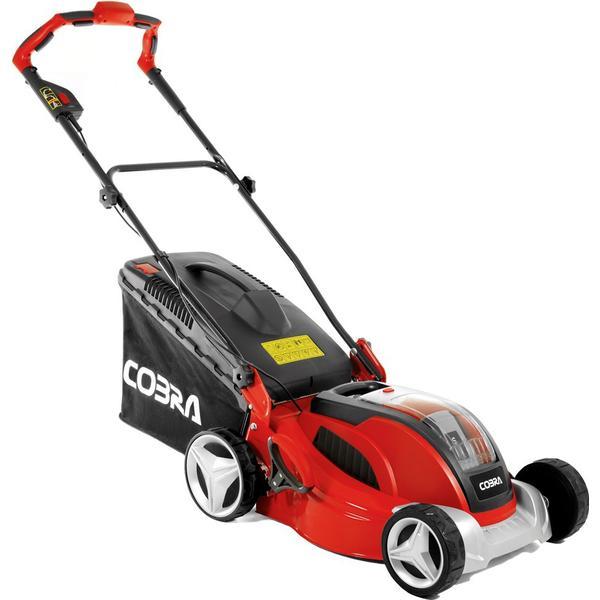 Cobra MX4140V Battery Powered Mower