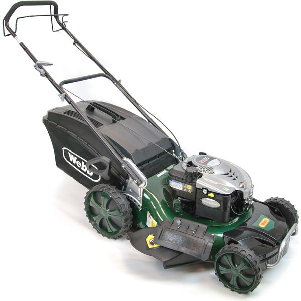 Webb WER21HW Petrol Powered Mower
