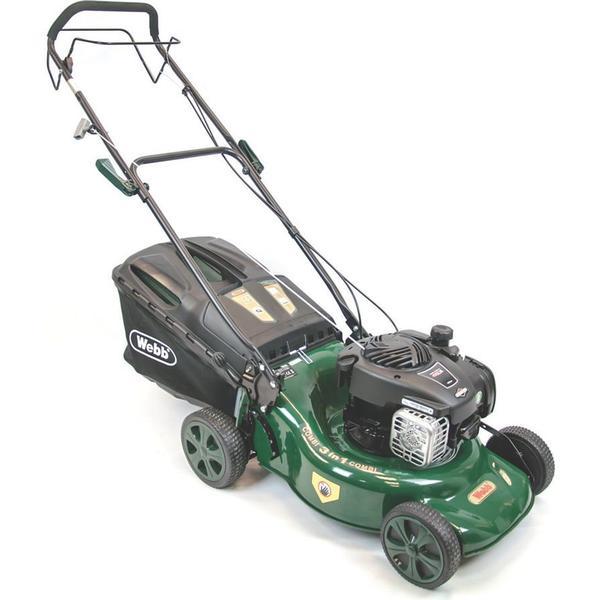Webb WER18SP Petrol Powered Mower