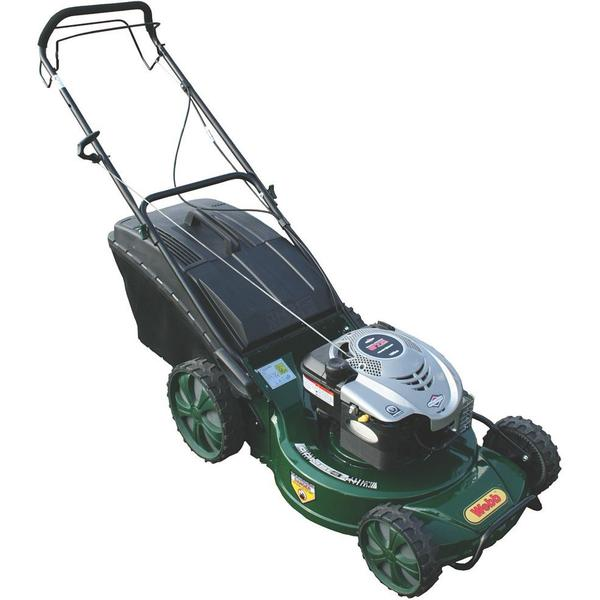 Webb WER19A Petrol Powered Mower