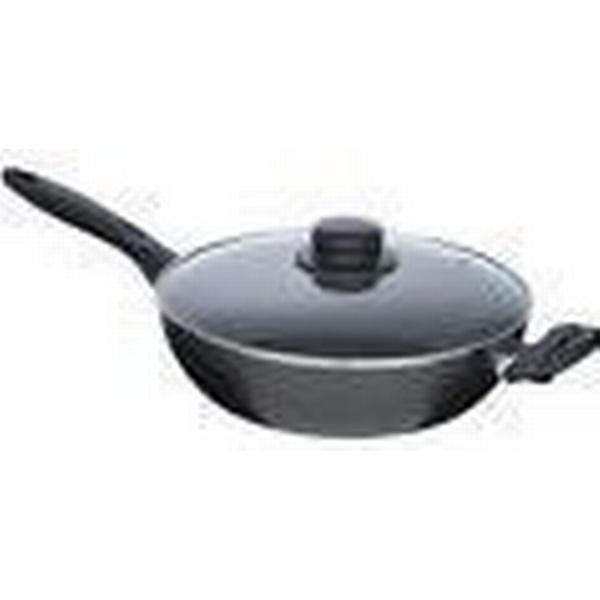 Pendeford Bronze Collection Deep Frying Pan with lid 26cm