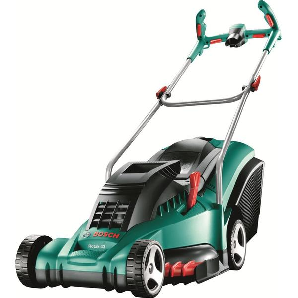Bosch Rotak 43 Ergoflex Mains Powered Mower