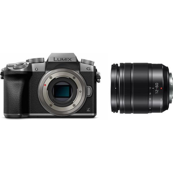 Panasonic Lumix DMC-G7 + 12-60mm OIS