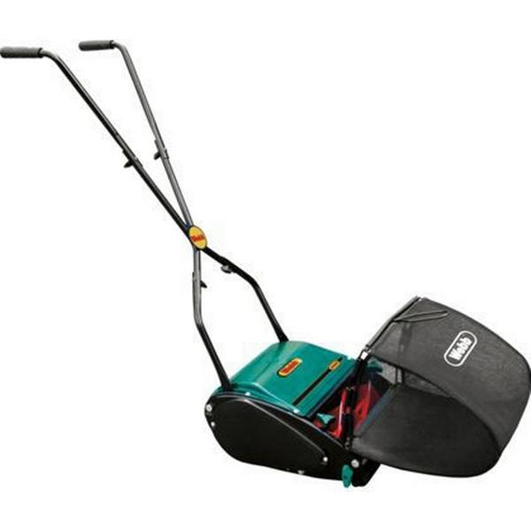 Webb H12R Hand Powered Mower