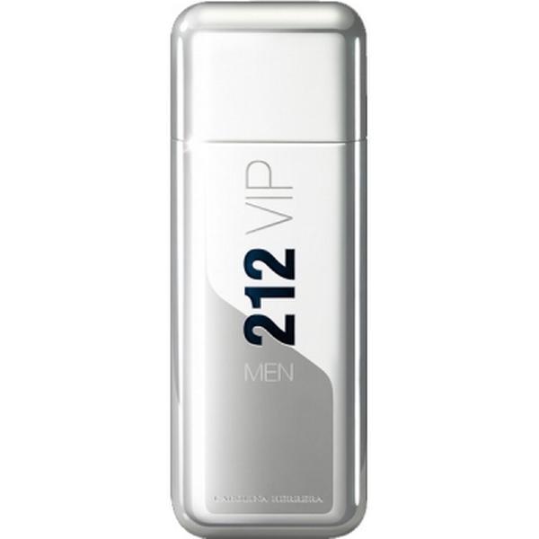 bc2e280027 Carolina Herrera 212 VIP Men EdT 200ml - Compare Prices - PriceRunner UK