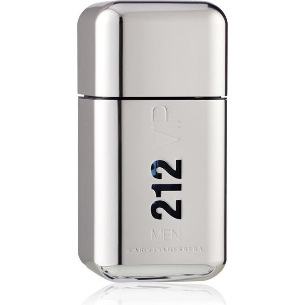 91756c7296 Carolina Herrera 212 VIP Men EdT 50ml - Compare Prices - PriceRunner UK