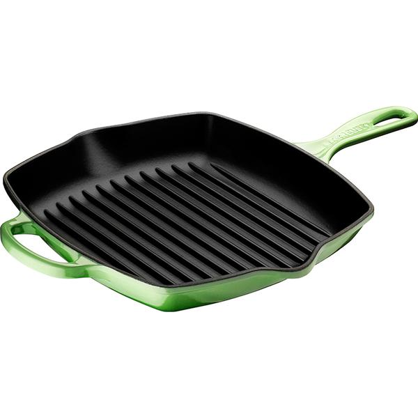 Le Creuset Rosemary Signature Cast Iron Grilling Pan 26cm