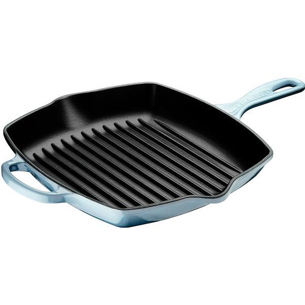 Le Creuset Coastal Blue Signature Cast Iron Grilling Pan 26cm