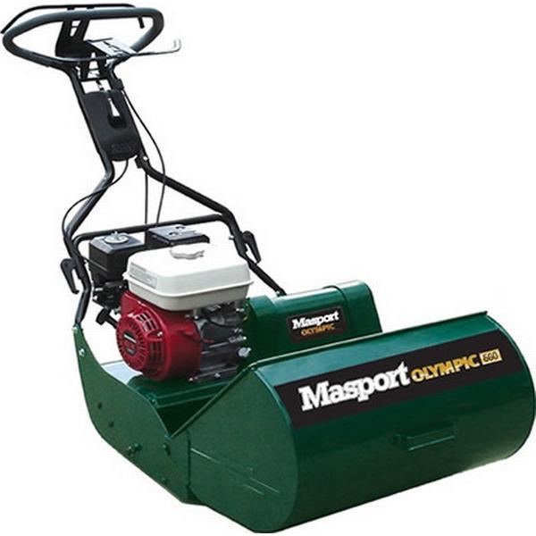 Masport Olympic 660 Petrol Powered Mower