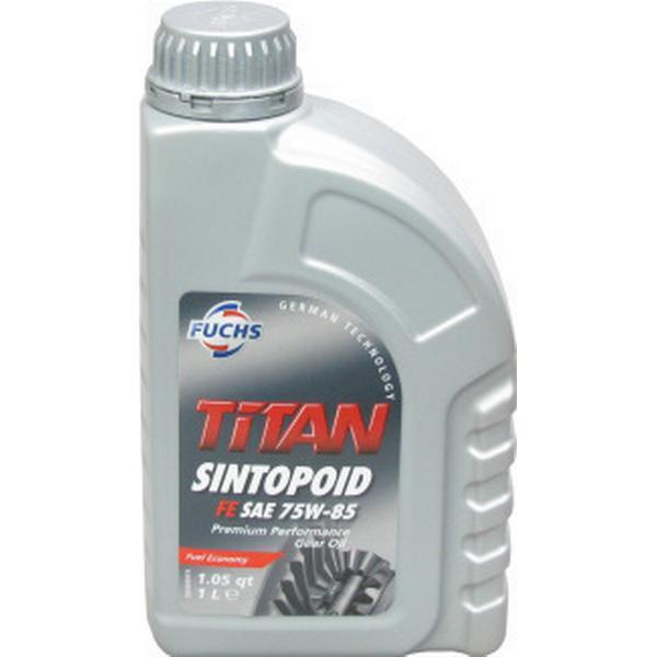 Fuchs Titan Sintopoid FE SAE 75W-85 Transmission Oil