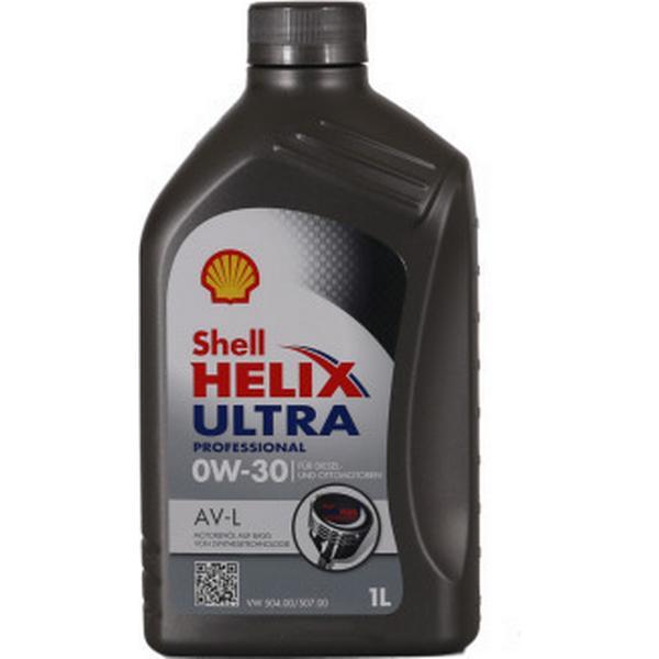 Shell Helix Ultra Professional AV-L 0W-30 Motor Oil