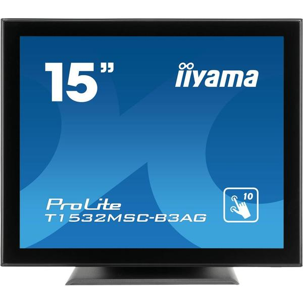 "Iiyama ProLite T1532MSC-B3AG 15"""
