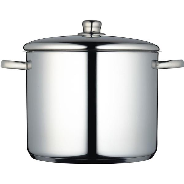 Kitchencraft Master Class Stock Pot14L Stockpot with lid 30cm
