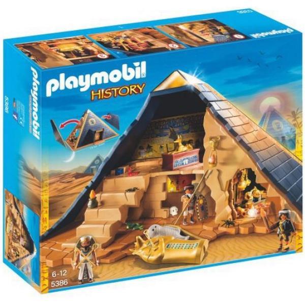 Playmobil Pharaohs Pyramid 5386