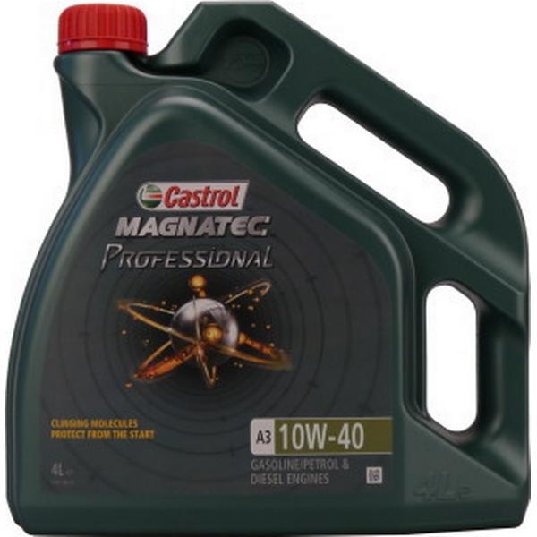 Castrol Magnatec Professional A3/B4 10W-40 Motor Oil