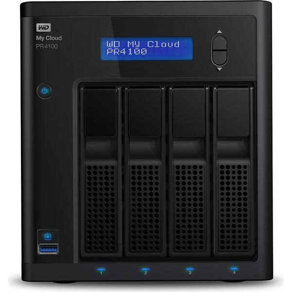 Western Digital My Cloud Pro 4100 32TB