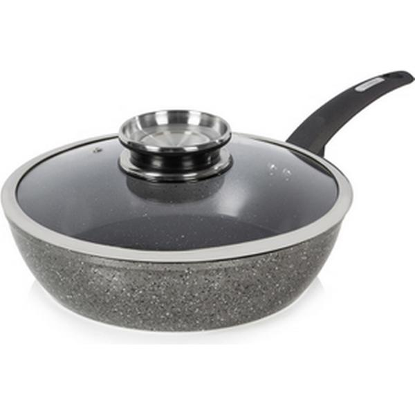Tower T81202 Sauteuse with lid 28cm