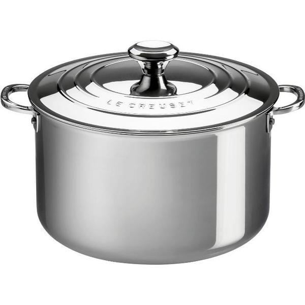 Le Creuset Signature 3-Ply Stockpot with lid 24cm