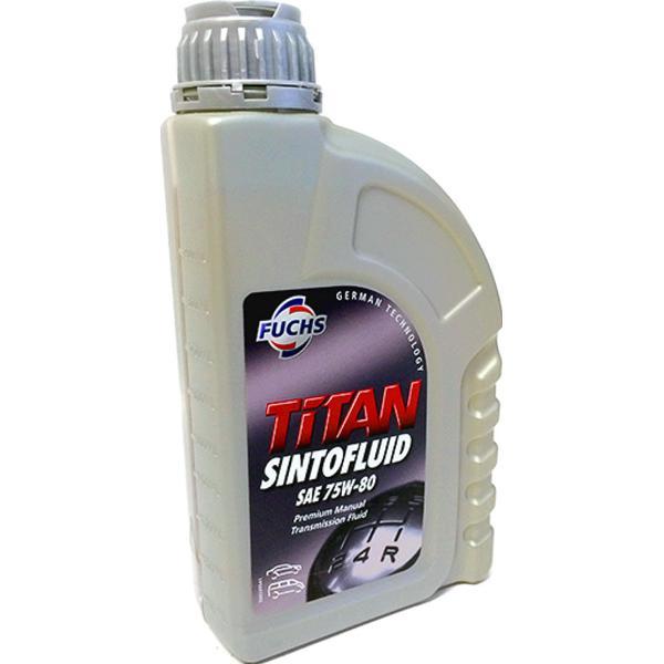 Fuchs Titan Sintofluid 75W-80 Transmission Oil