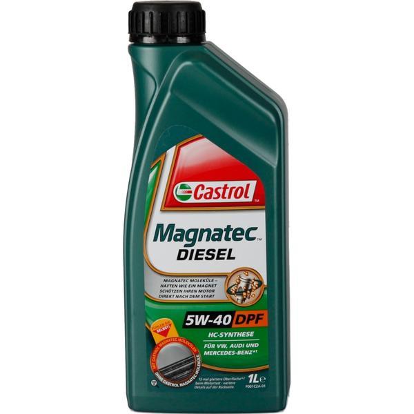 Castrol Magnatec Diesel 5W-40 DPF Motor Oil
