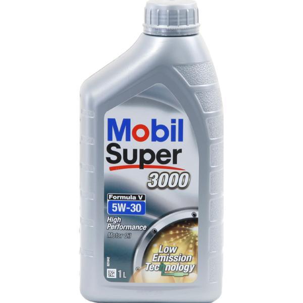 Mobil Super 3000 Formula V 5W-30 Motor Oil