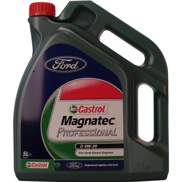 Castrol Magnatec Professional D 0W-30 Motor Oil