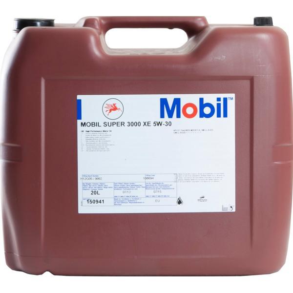Mobil Super 3000 XE 5W-30 Motor Oil