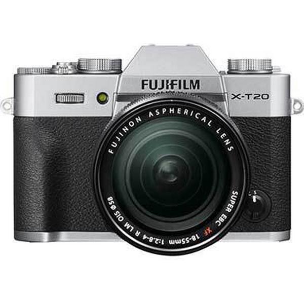 Fujifilm X-T20 + 18-55mm OIS