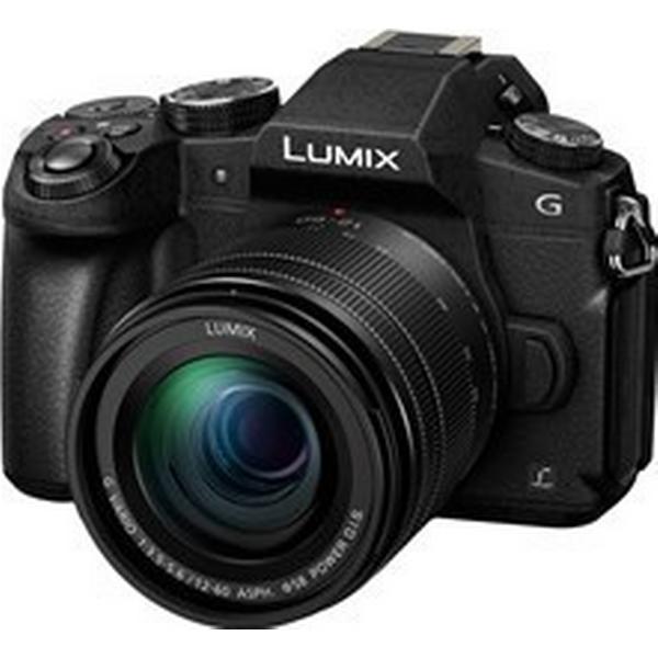 Panasonic Lumix DMC-G81M + 12-60mm OIS